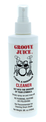 Pro Mark Groove Juice Cymbal Cleaner