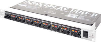Behringer HA8000 Powerplay Pro-8 Headphone-Amp