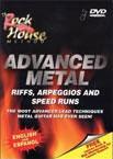 Rock House Method Advanced Metal (1 dvd)