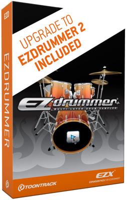 Produktbild Thomann.de zu EZ Drummer von Toontrack von Thomann
