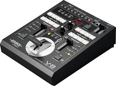 Edirol V-8 VJ-Mixer - Thomann UK
