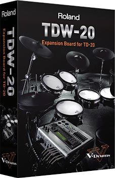 Roland TDW-20 Expansion Board