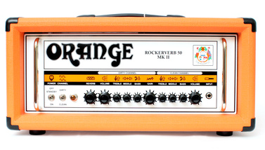 Orange Rockerverb 50H MkII