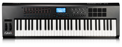 Produktbild USB-MIDI-Controller-Keyboard M-Audio Axiom 61 (2nd gen) von Thomann