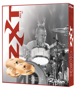 Zildjian ZXT Promo Pack Pro Medium