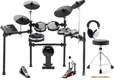 Alesis DM10 Studio E-Drum Kit Bundle