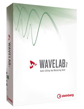 Steinberg Wavelab 7 EDU