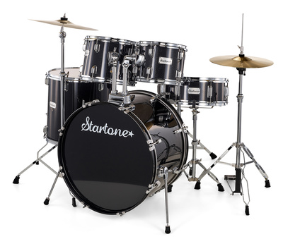 Startone Star Drum Set Standard Bk