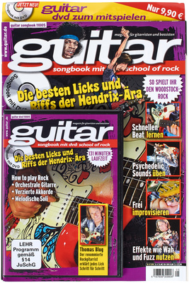 PPV Medien Guitar School Of Rock.Hendrix