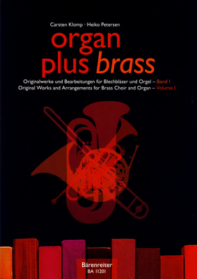 Bärenreiter Organ plus Brass