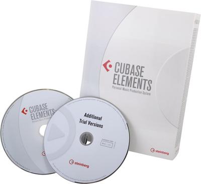 Cubase 7 Elements 32/64 bits